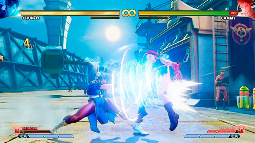 Screenshot 5 - Street Fighter V : Arcade Edition Deluxe