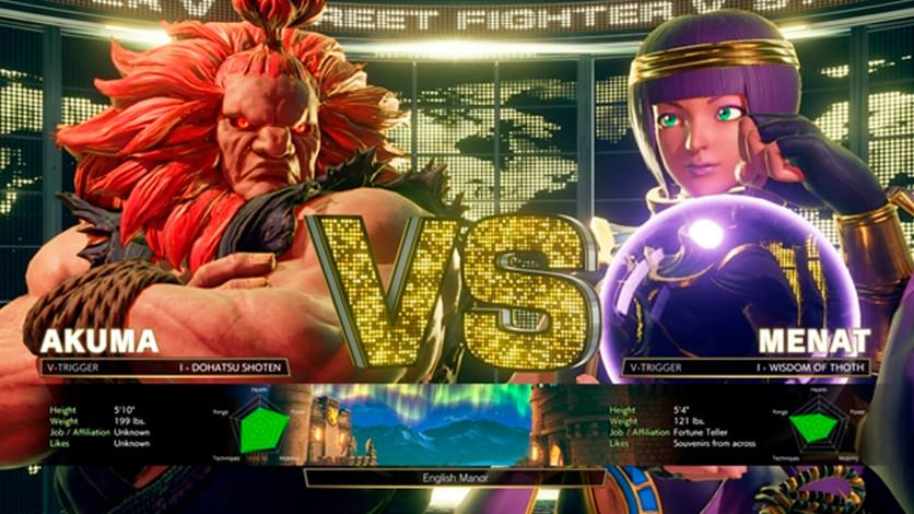 Screenshot 2 - Street Fighter V : Arcade Edition Deluxe