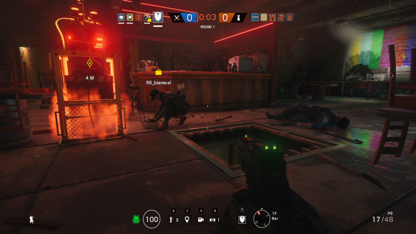 Screenshot 2 - Tom Clancy's Rainbow Six SIEGE - Standard Edition