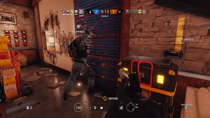 Screenshot 4 - Tom Clancy's Rainbow Six SIEGE - Ultimate Edition
