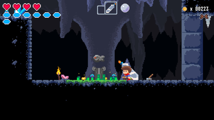 Screenshot 3 - JackQuest: The Tale of The Sword