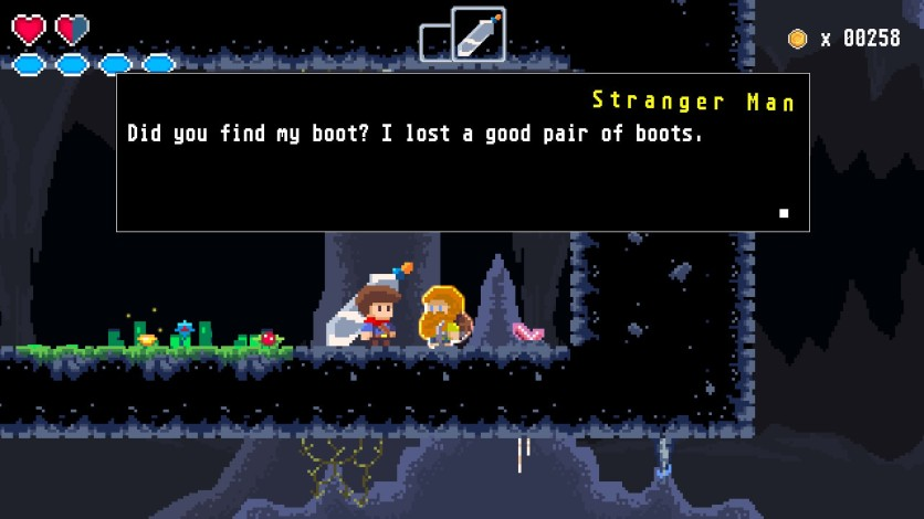 Screenshot 6 - JackQuest: The Tale of The Sword