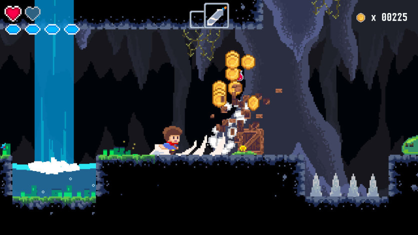 Screenshot 7 - JackQuest: The Tale of The Sword