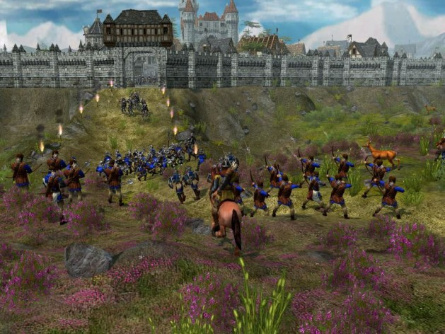 Screenshot 5 - The Settlers 5: Heritage of Kings History Edition