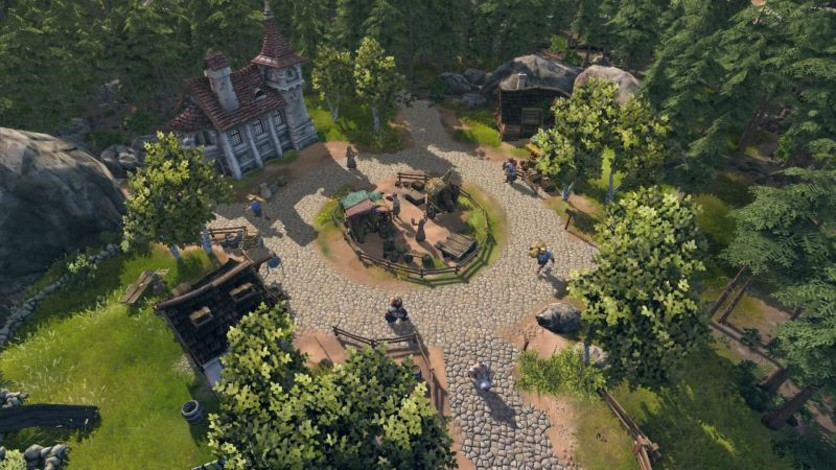 Screenshot 13 - The Settlers 7: Rise of an Empire History Edition