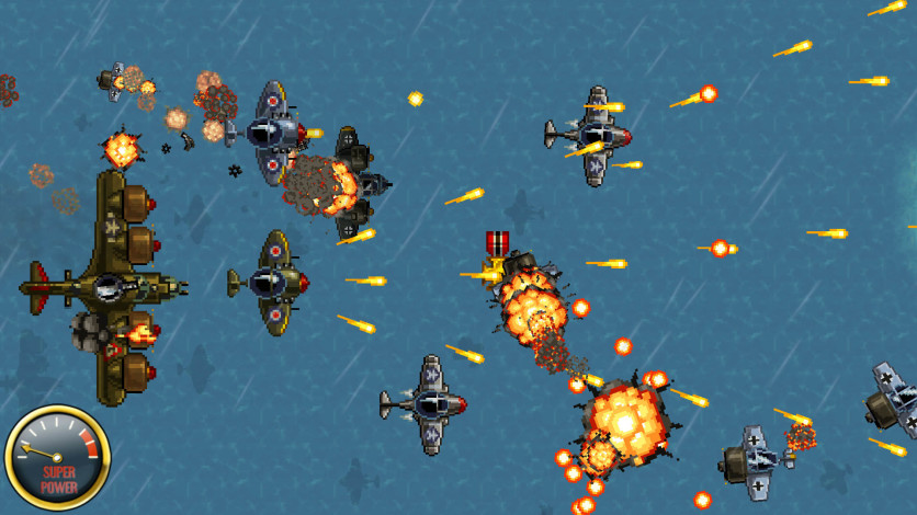 Screenshot 4 - Aces of the Luftwaffe