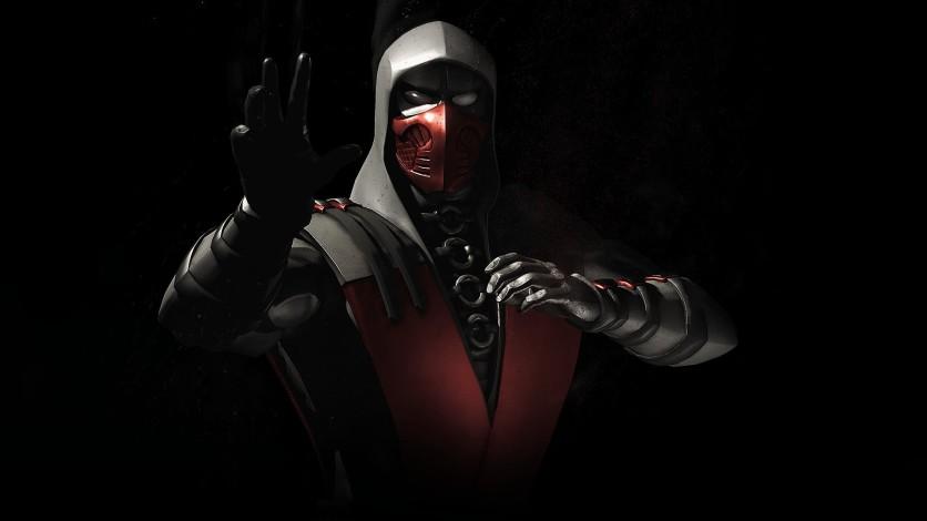 Screenshot 1 - Mortal Kombat X - Krimson Ermac