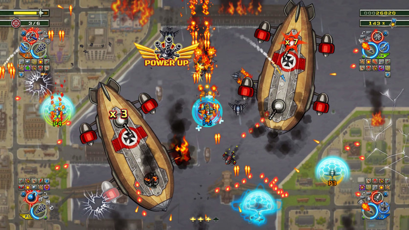 Screenshot 6 - Aces of the Luftwaffe - Squadron