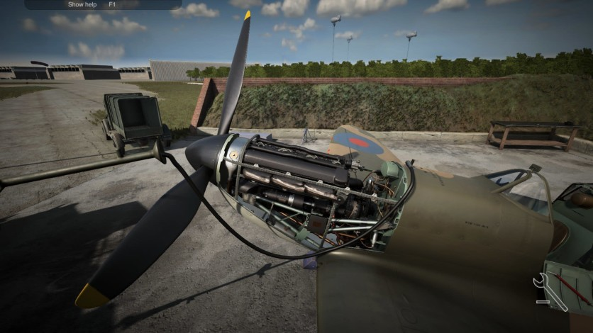 Screenshot 1 - Plane Mechanic Simulator
