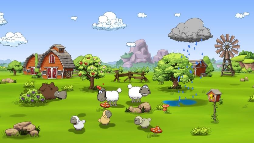 Screenshot 6 - Clouds & Sheep 2