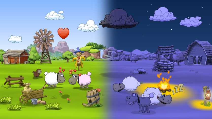 Screenshot 2 - Clouds & Sheep 2