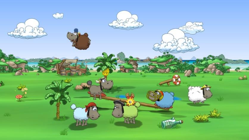 Screenshot 1 - Clouds & Sheep 2