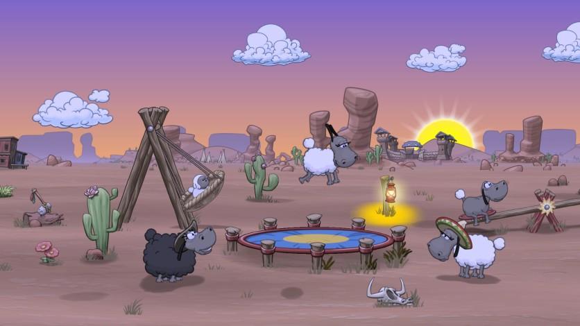 Screenshot 5 - Clouds & Sheep 2