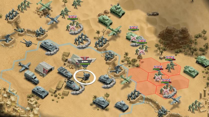 Screenshot 5 - 1943 Deadly Desert