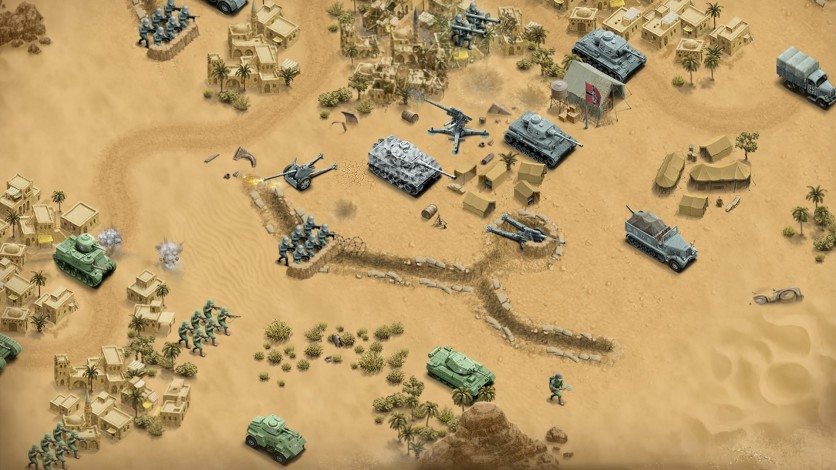Screenshot 6 - 1943 Deadly Desert