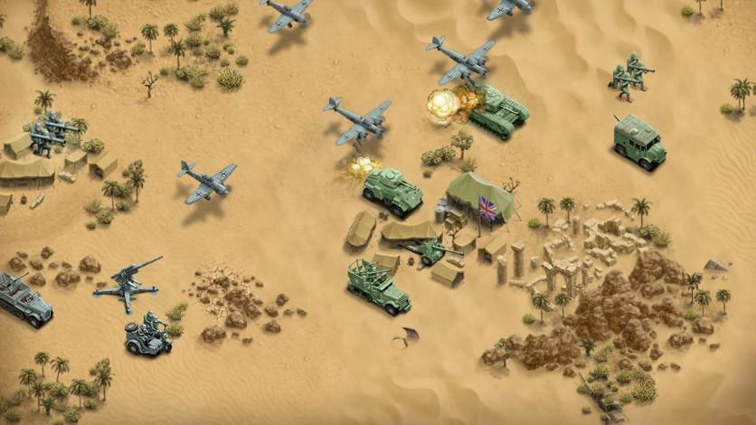 Screenshot 4 - 1943 Deadly Desert