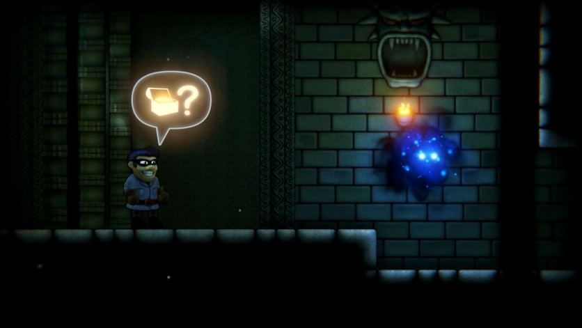 Screenshot 4 - Robbie Swifthand and the Orb of Mysteries