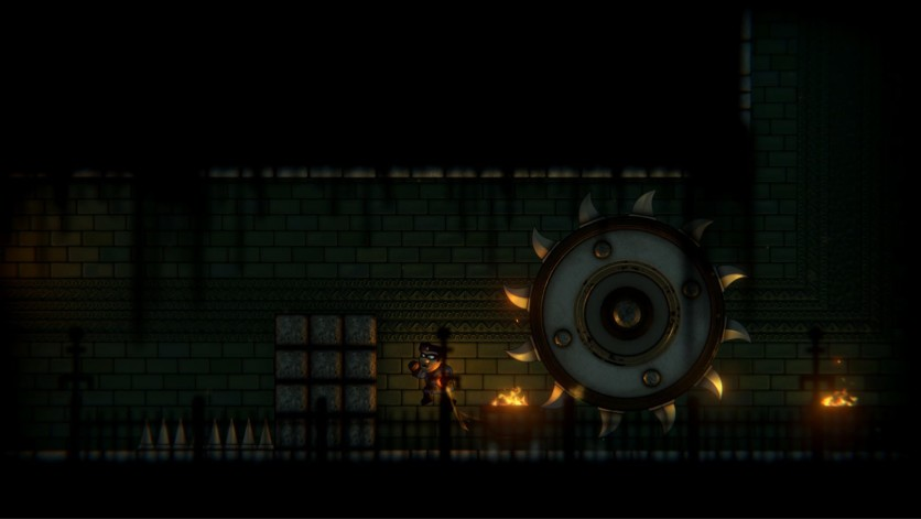 Screenshot 6 - Robbie Swifthand and the Orb of Mysteries