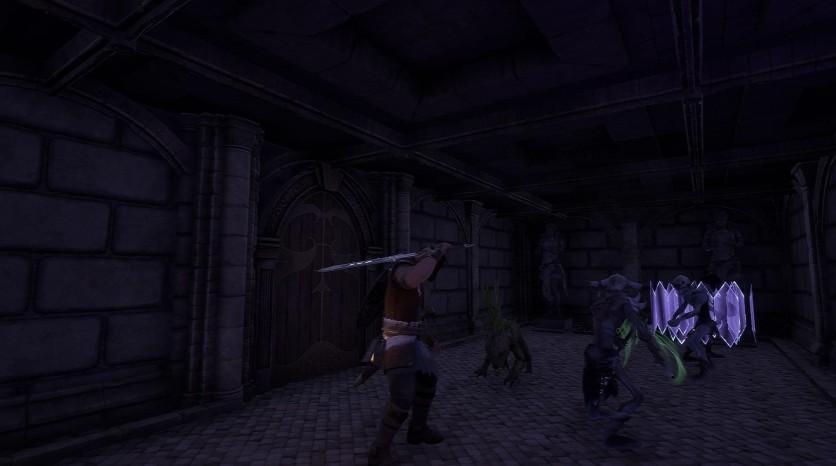 Screenshot 3 - Eternity: The Last Unicorn