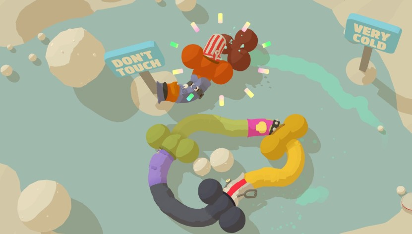 Screenshot 8 - Genital Jousting