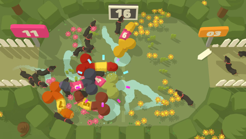 Screenshot 7 - Genital Jousting