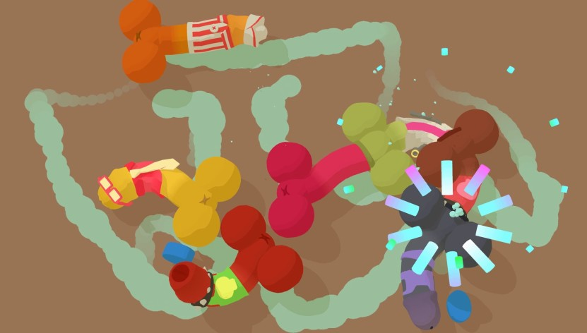Screenshot 4 - Genital Jousting