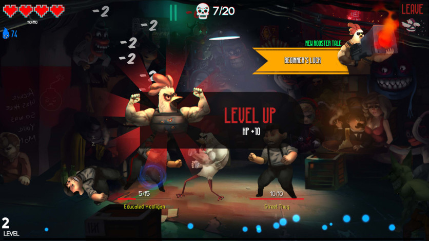 Screenshot 2 - Chicken Assassin: Reloaded