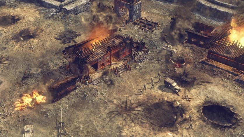 Screenshot 3 - Sudden Strike 4: The Pacific War