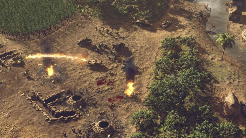 Screenshot 6 - Sudden Strike 4: The Pacific War