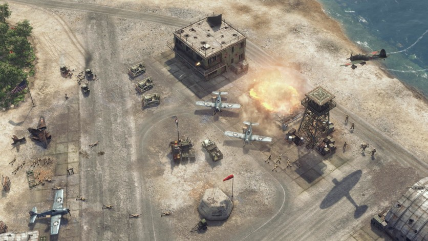 Screenshot 8 - Sudden Strike 4: The Pacific War