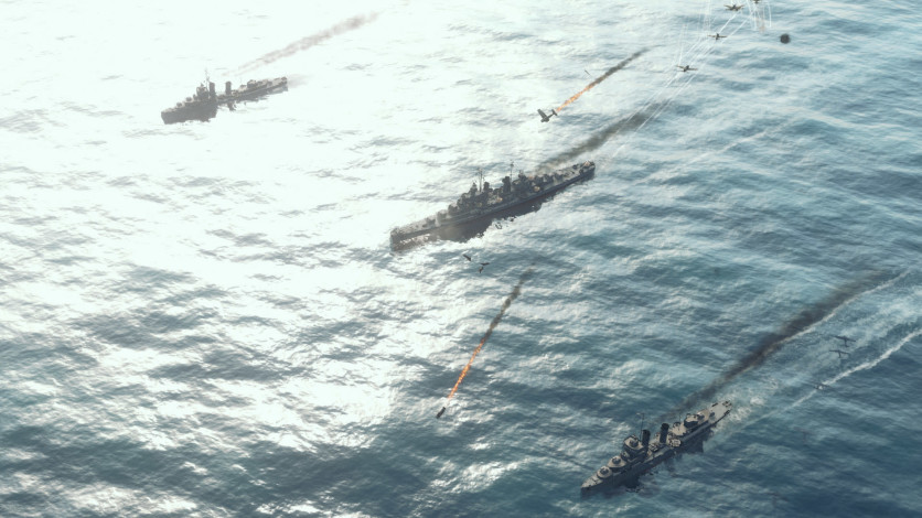 Screenshot 4 - Sudden Strike 4: The Pacific War