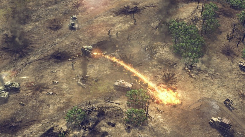 Screenshot 5 - Sudden Strike 4: The Pacific War
