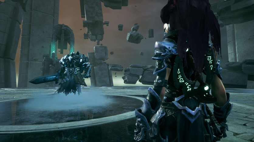 Screenshot 5 - Darksiders III - The Crucible