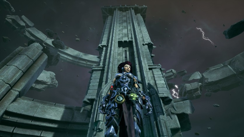 Screenshot 7 - Darksiders III - The Crucible