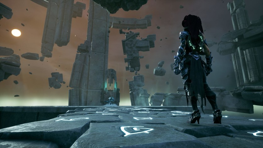 Screenshot 10 - Darksiders III - The Crucible