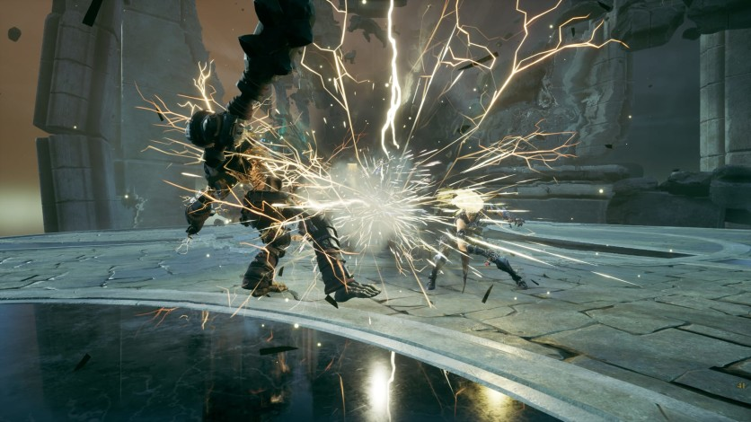 Screenshot 3 - Darksiders III - The Crucible
