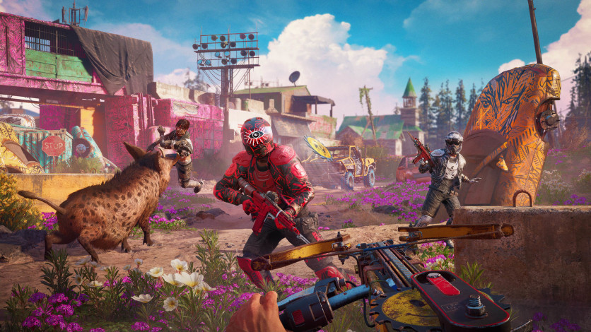 Screenshot 9 - Far Cry New Dawn - Hurk Legacy Pack