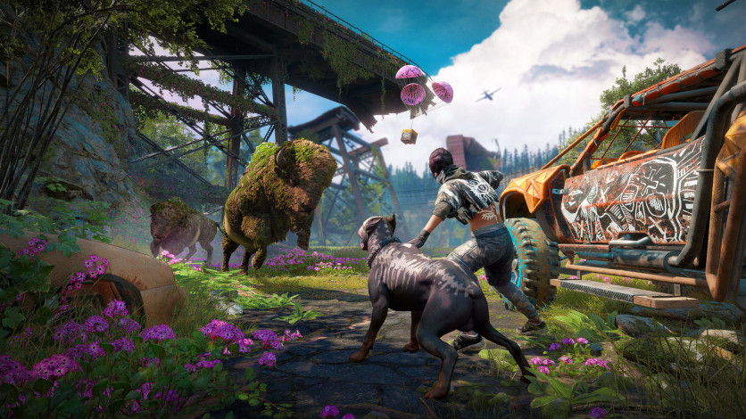 Screenshot 7 - Far Cry New Dawn - Hurk Legacy Pack