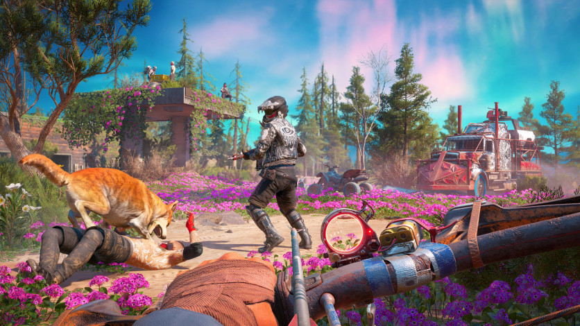 Screenshot 9 - Far Cry New Dawn - Retro Weapons Pack