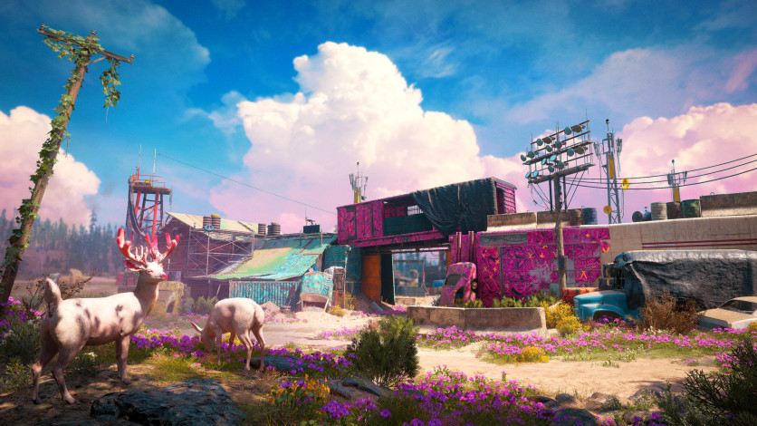 Screenshot 1 - Far Cry New Dawn - Retro Weapons Pack