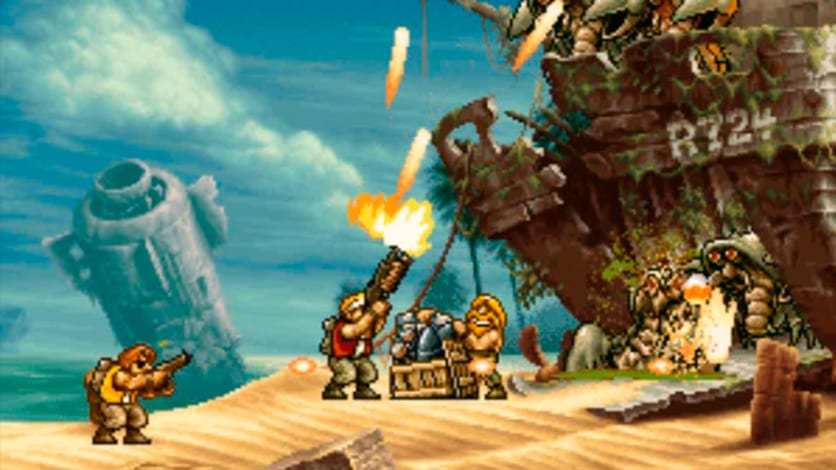 Screenshot 2 - Metal Slug 3