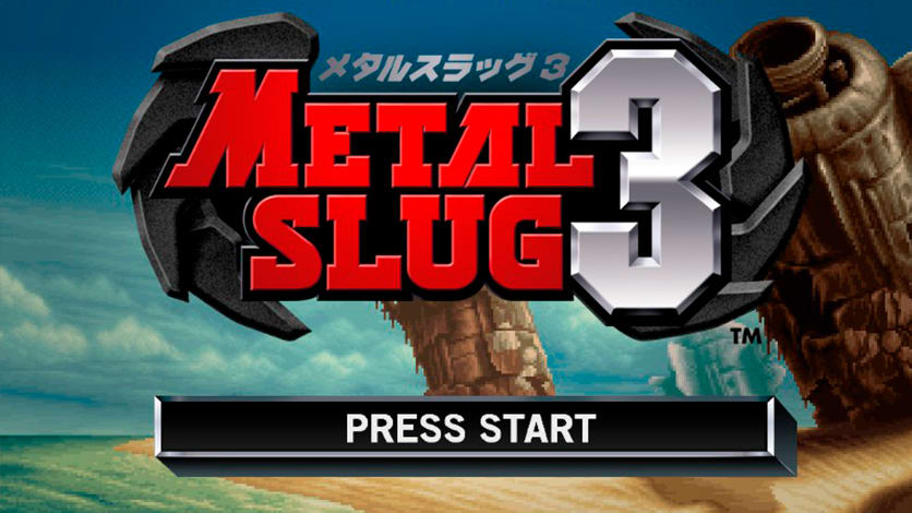 Screenshot 1 - Metal Slug 3