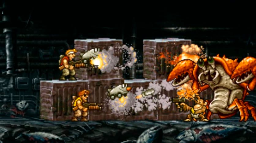 Screenshot 4 - Metal Slug 3