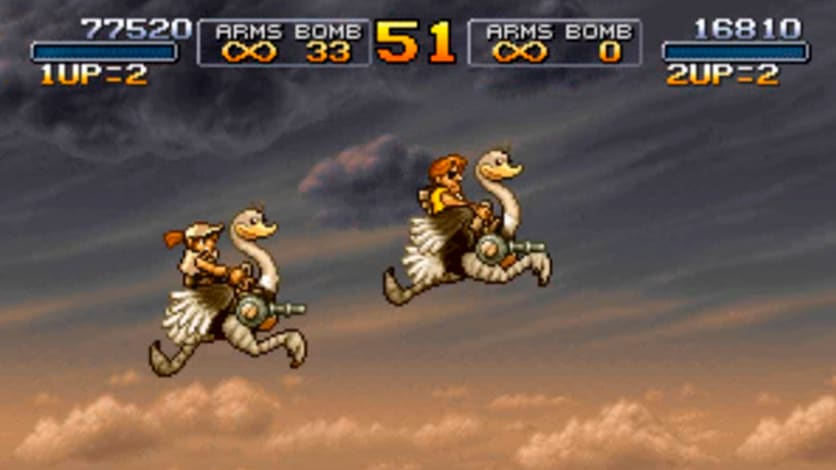 Screenshot 5 - Metal Slug 3