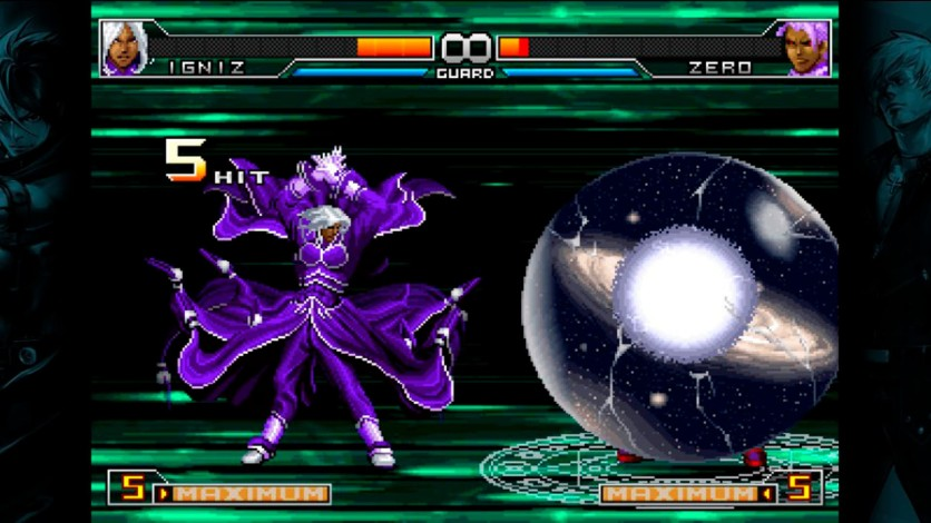 Screenshot 7 - The King of Fighers 2002 Unlimited Match