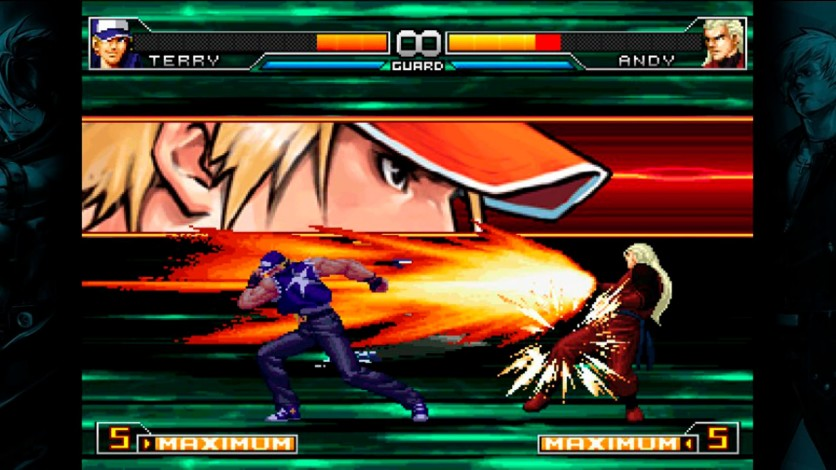 Screenshot 2 - The King of Fighers 2002 Unlimited Match
