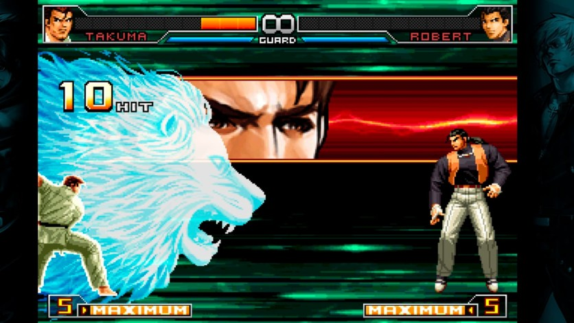 Screenshot 4 - The King of Fighers 2002 Unlimited Match