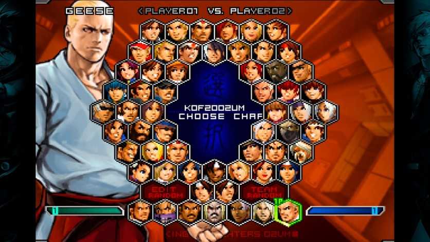 Screenshot 3 - The King of Fighers 2002 Unlimited Match
