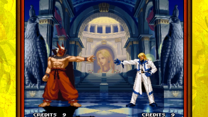 Screenshot 5 - Garou: Mark of the Wolves