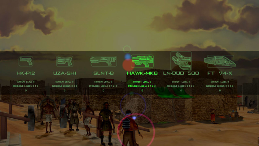 Screenshot 3 - Outcast 1.1